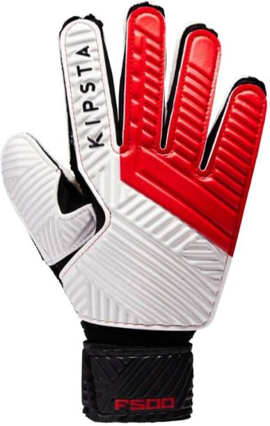 PATHAYAM kipsta by decathlon goalkeeper gloves,gloves f500, football glove, keeper glove Goalkeeping Gloves