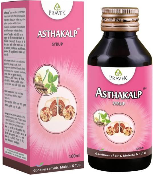 Pravek Asthakalp® Syrup for Asthma & Respiratory health