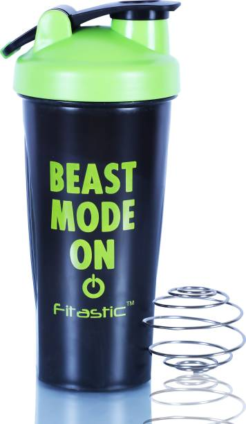 Fitastic 100% Leak,Food grade,BPA free,for Gym,Preworkout,protein 700 ml Shaker