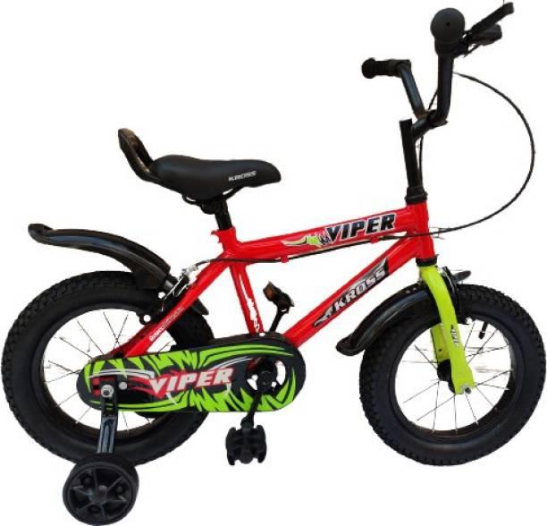 Kross Viper Kids Bike Training Wheel Bicycle TireTube Cycle 14 T BMX Cycle