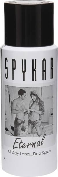 Spykar SPYSDEOCORE006White Body Spray  -  For Men