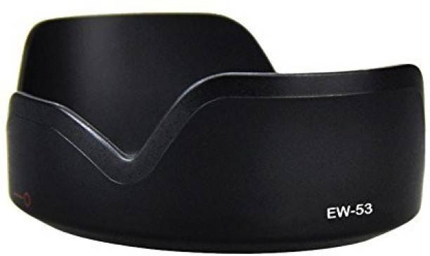 CAM-X EW53 Reversible Bayonet Mount Lens Hood for Canon EF-M 15-45mm f/3.5-6.3 is STM Lens 49mm Replaces Canon EW-53, Fit Canon M50,M100 M10 M6 M5 M3 M2 M1 M Series Mirrorless Camera  Lens Hood