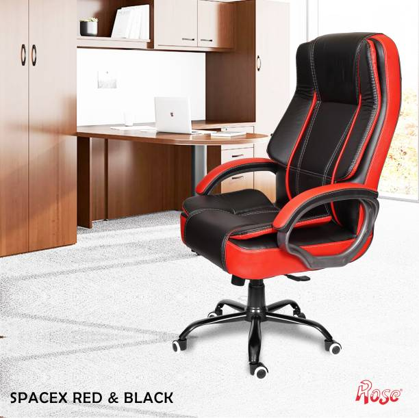 Rose Designer Chairs Leatherette Office Executive Chair