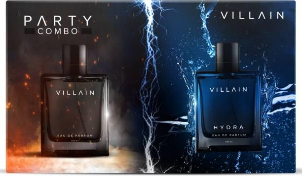 VILLAIN Party Combo Eau de Parfum  -  200 ml