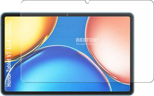 NAXTON Impossible Screen Guard for Honor TABLET V7 10.4 INCH (2021) [HD CLARITY, Anti Glare Bubble Free Installation, Flexible & Shatter proof, Scratch Free ] – It's Not a Tempered Glass