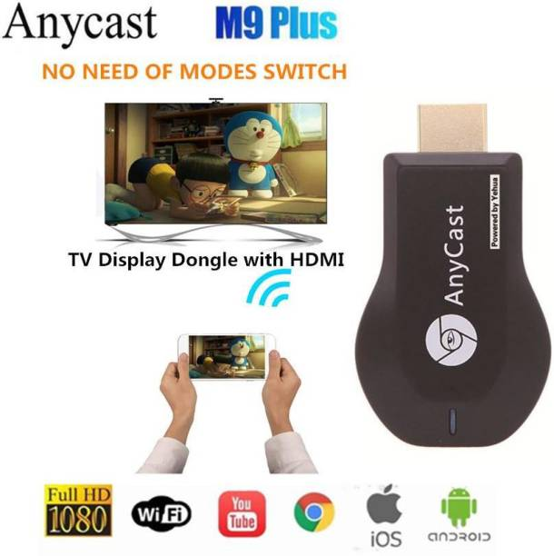 IBS Anycast M2 M4 M9 Plus M100 ezcast miracast Any Cast Air Play hdmi 1080p tv stick wifi Display Receiver dongle for ios andriod M9 Plus WiFi Wireless Display 4K Cast HDMI Dongle for LED TV Screen Mirroring Device for Miracast, Screen Mirroring, Airplay, DLNA, Netflix, Spotify Anycast for Android/iOS Media Streaming Device Media Streaming Device