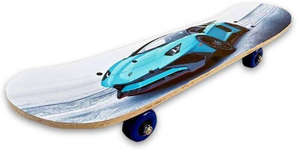 ZARTHA SPIDER MEN 3 23 inch x 6 inch Skateboard