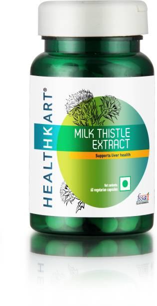 HEALTHKART Milk Thistle