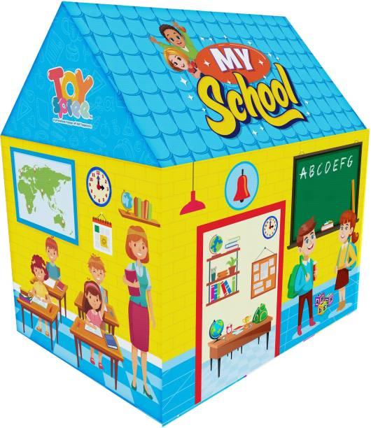 Toyspree My School Play tent house