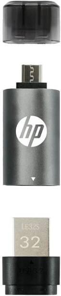 HP HPFDX5600B-32 32 GB OTG Drive