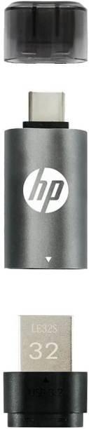 HP HPFDX5600C-32 32 GB OTG Drive