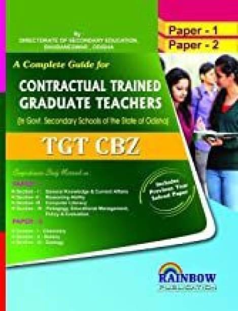 Rainbow Contractual Taecher Tgt Science(Cbz) Paper I & Ii