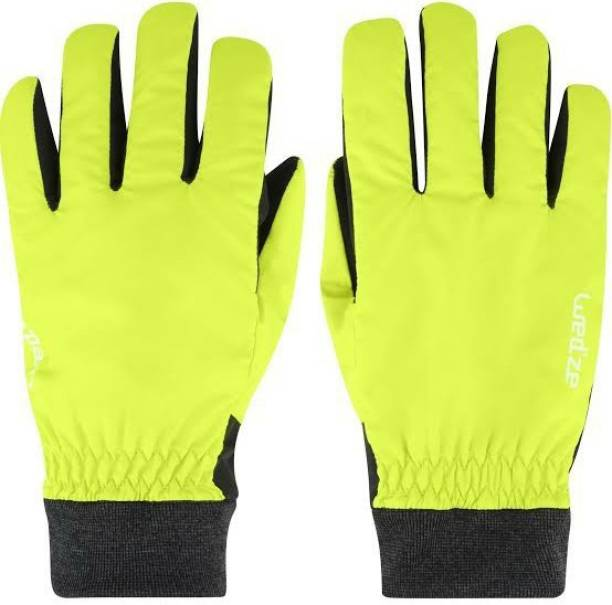 PATHAYAM wedze by decathlon trekking and hiking polyester filled warm gloves, warm fit Ski Gloves