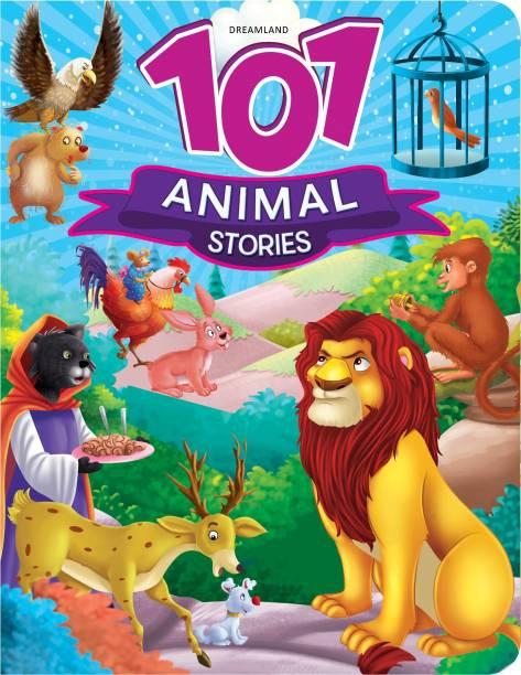 101 Animals Stories (Paperback)