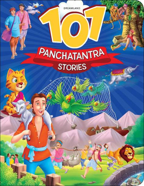 101 Panchtantra Stories (Paperback)