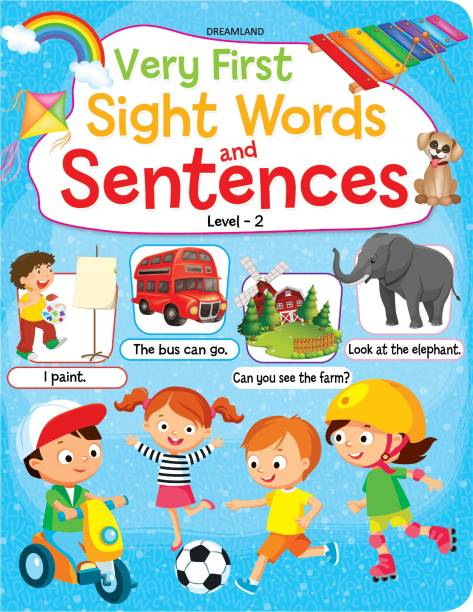 Very First Sight Words Sentences Level 2 (Paperback)