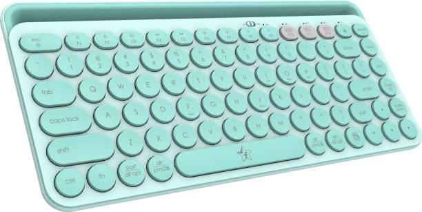 Flipkart SmartBuy K931T Bluetooth, Wireless Multi-device Keyboard