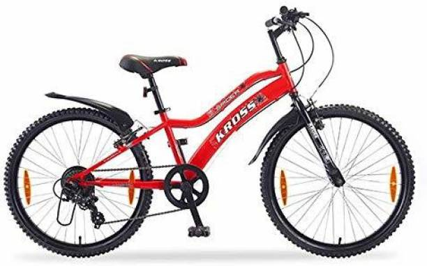 Kross Spider Ranger Bike 7 Gear Speed Cycle Lady Bicycle 24 T Girls Cycle/Womens Cycle