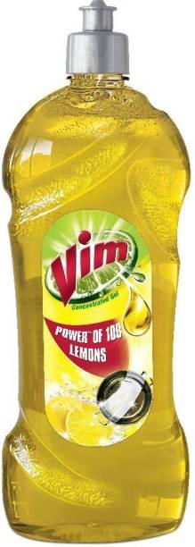 Vim With Power Of lemons 750 ml Dish Cleaning Gel