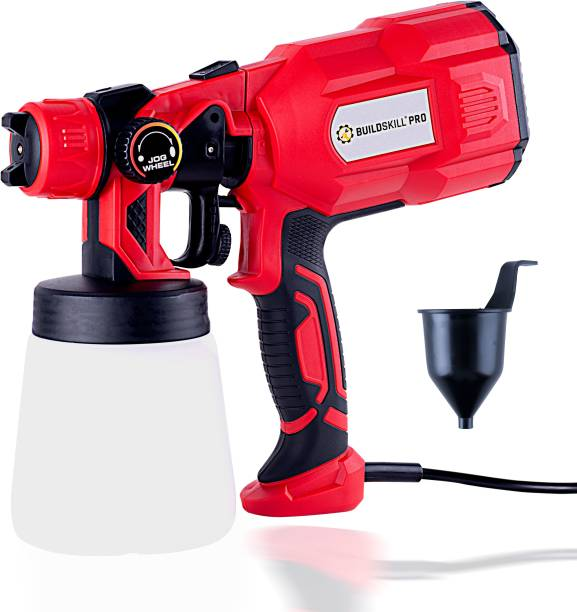 BUILDSKILL Pro Latest Heavy Duty 750W with Copper Nozzle DIY Home Professional BPS2100 HVLP Sprayer