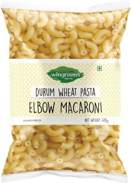 Wingreens Farms Durum Wheat Pasta Elbow Macaroni Pasta