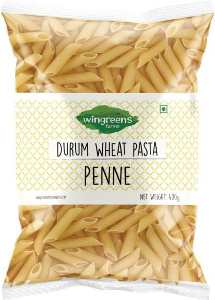 Wingreens Farms Durum Wheat Pasta Penne Pasta