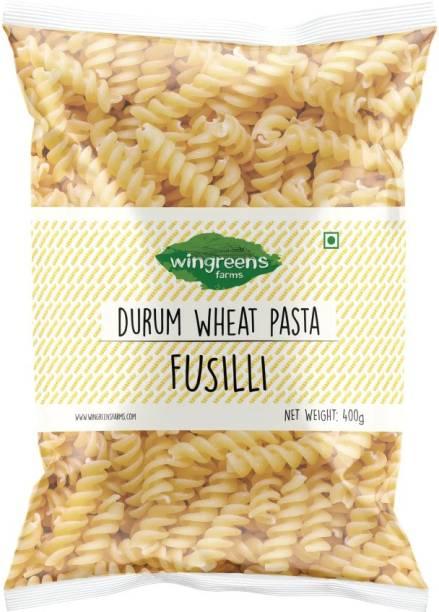 Wingreens Farms Durum Wheat Pasta Fusilli Pasta