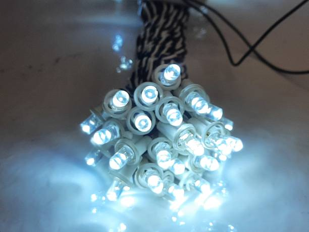 A.S.D. Electronics 336 inch White Rice Lights