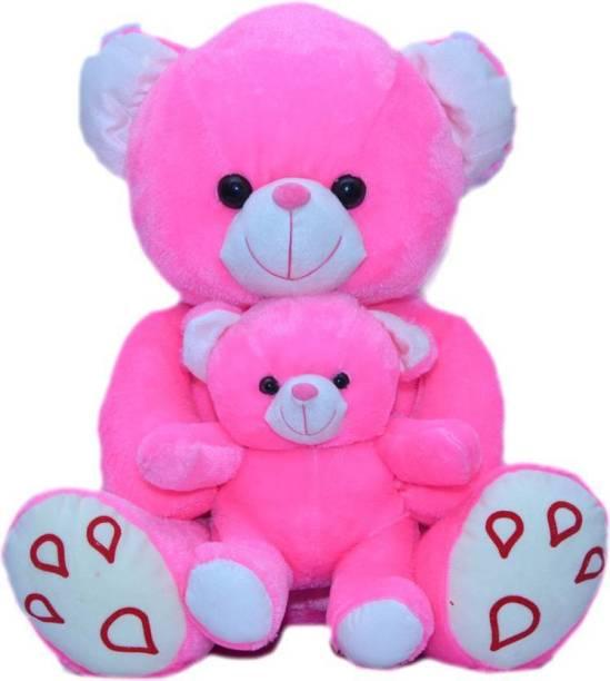 Renox Very classic, super soft and budget friendly Teddy Bear Plush Soft Toy Cute for Kids/Birthday/Animal Baby/Boys/Girls  - 28 cm