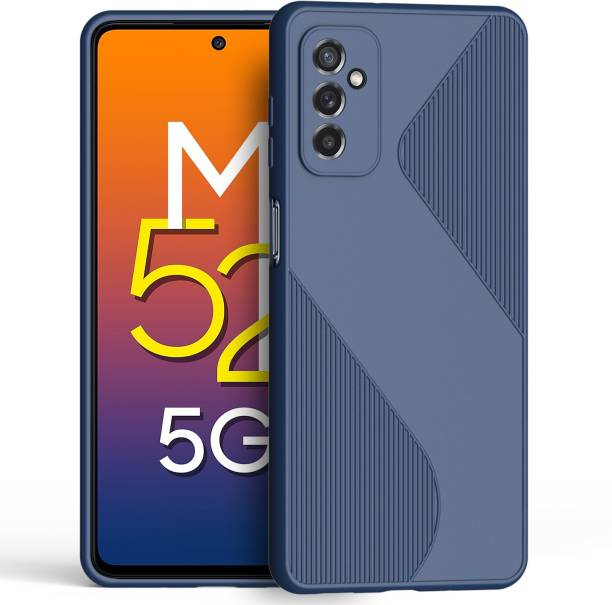 Okura Back Cover for Samsung Galaxy M52 5G, Samsung M52 5G
