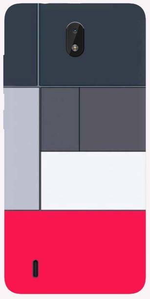PrintKing Back Cover for Nokia C01 Plus