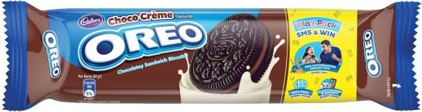 OREO Choco Biscuits Cream Sandwich