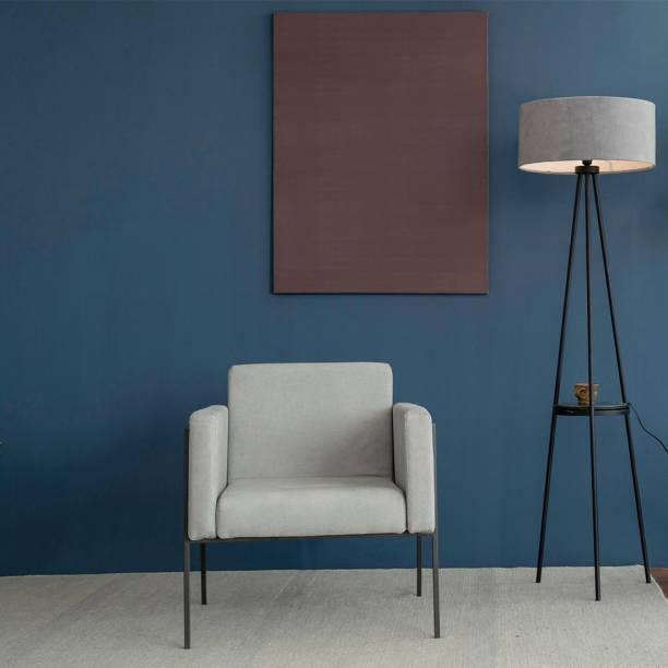 Orange Tree Metrix Lounge Chair Metal Living Room Chair
