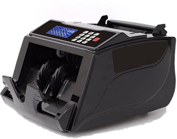 Security Store Black Cruze Note Counting Machine
