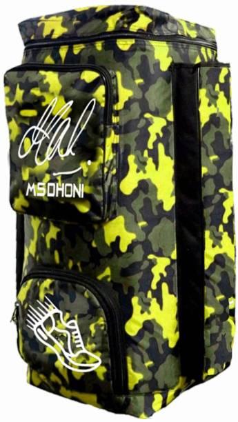 KRISHNA Best Cricket Kit Bag With MS Dhoni Signature