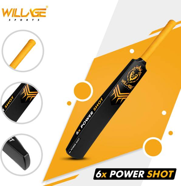 WILLAGE Plastic bat , Cricket bat , Plastic bat full size , PVC/Plastic Cricket  Bat