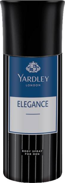 Yardley London Elegance Deodorant Spray  -  For Men
