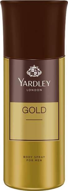 Yardley London Gold Deodorant Spray  -  For Men