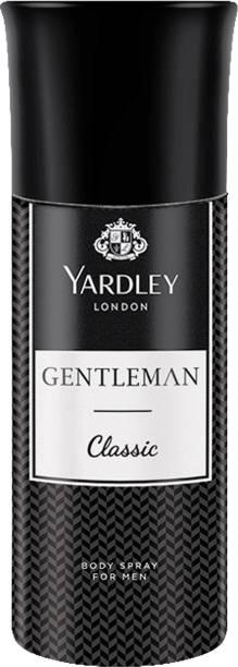 Yardley London Gentleman Classic Body Spray  -  For Men
