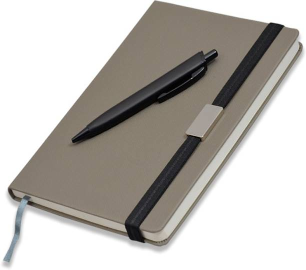 COI A5 Diary   Planner   Organizer Undated Ruled Notebook Gift Set for Brother & Sister with Pen A5 Diary RULED 192 Pages