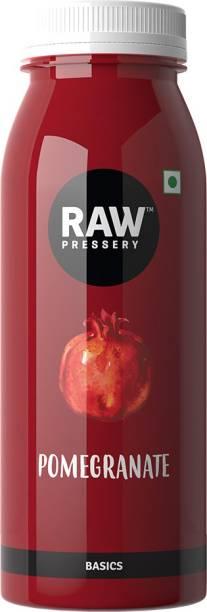 Raw Pressery Pomegranate Juice