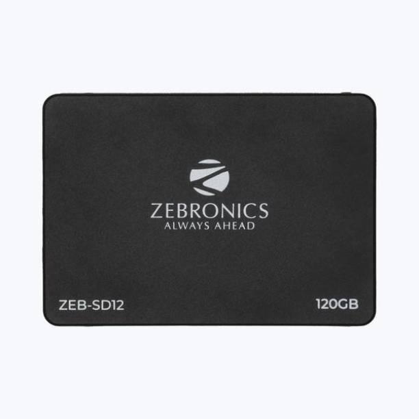 Zebronics SMART 120 GB Laptop, Desktop Internal Solid State Drive (ZEB-SD12)
