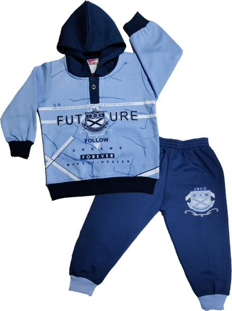 LPKids Boys & Girls Casual Sweatshirt Pyjama