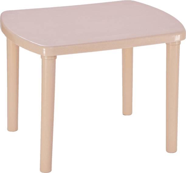 Polyset Harmony for Home & Garden Plastic Outdoor Table Plastic Outdoor Table