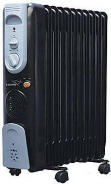 V-Guard RH11F-1000 OIL FILLED RADIATOR ROOM HEATER Oil Filled Room Heater