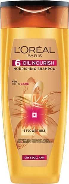 L'Oréal Paris 6 Oil Nourish Shampoo