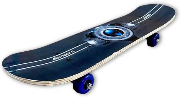 ZARTHA ALIENWARE SKATEBOARD 23 inch x 6 inch Skateboard