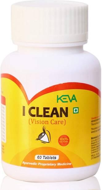 KEVA Vision Care (I Clean)