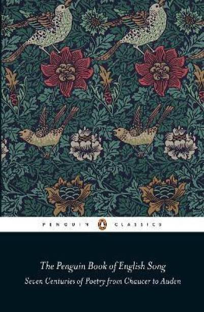 The Penguin Book of English Song