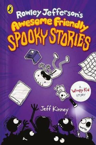 Rowley Jefferson's Awesome Friendly Spooky Stories
